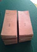 Lotto di n 40 Dictionnaire de DROIT CANONIQUE varie annate e fascicoli