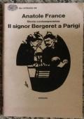 Il signor Bergeret a Parigi [Storia contemporanea 4]