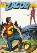 tutto Zagor - L'arciere rosso n. 61