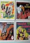 Dick Fulmine [collezione completa dei 59 numeri di ristampe anastatiche]