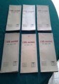 Archivio di Diritto Ecclesiastico 4 numeri anno IV 1942 e 3 numeri anno V 1943