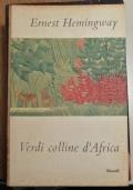 VERDI COLLINE D� AFRICA