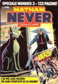 Nathan Never almanacco della fantascienza 1997