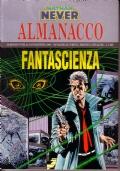 Nathan Never almanacco della fantascienza 1996