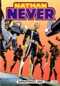 Nathan Never 17 - Sopravvivenza zero