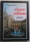 Milano luci della città. Illuminazione pubblica dal gas all'elettricità