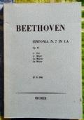 Sinfonia n.7 in la