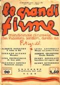 Le Grandi Firme Numero 91 del 1928 (Anno VI)