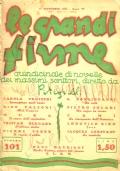 Le Grandi Firme Numero 120 del 1928 (Anno VII)