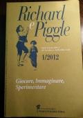 RICHARD E PIGGLE Studi psicoanalitici del bambino e dell'adolescente 1/2012