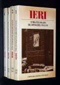 IERI - storia per immagini del dopoguerra italiano (1945-1979) (4 voll.)