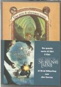 La stanza delle serpi - Una serie di sfortunati eventi 2 Lemony Snicket TERZA RISTAMPA FASCETTA EDITORIALE