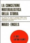 LA CONCEZIONE MATERIALISTICA DELLA STORIA