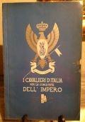 I Cavalieri d'Italia per la conquista dell''Impero