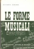 Le forme musicali