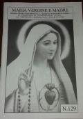 Maria Vergine E Madre n° 129