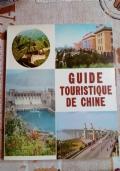 Guide touristique de Chine