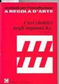 CAVI ELETTRICI NEGLI IMPIANTI B.T.