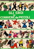 Gli eroi del Corriere dei Piccoli