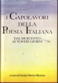 I capolavori della poesia italiana dal duecento ai nostri giorni