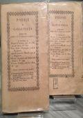 Poesie in dialetto milanese coll'aggiunta d'una comi-tragedia scritta dal medesimo di compagnia con Tommaso Grossi.