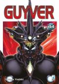 Guyver 44 - Il demonio nero