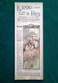 LA DOMENICA DEI FANCIULLI  numero 19 - Torino 10 Maggio  1914 - Paravia