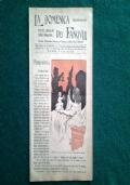 LA DOMENICA DEI FANCIULLI  numero 22 - Torino 31 Maggio 1914  - Paravia