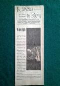 LA DOMENICA DEI FANCIULLI  numero 34 - Torino 23 Agosto 1914 - Paravia
