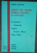Aspetti del teatro comico italiano del novecento