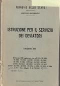 ISTRUZIONE PER IL SERVIZIO DEI DEVIATORI
