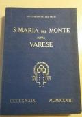S. MARIA DEL MONTE SOPRA VARESE