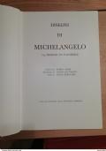 DISEGNI DI MICHELANGELO 103 disegni in fac simile