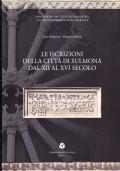 Le iscrizioni della città di Sulmona dal XII al XVI secolo