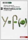 Matematica.verde. Con Maths in english. Vol. 5s. Epsilon.