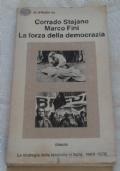 La forza della democrazia. La strategia della tensione in Italia 1969-1976
