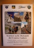 Sentieri delle Dolomiti del Centro Cadore