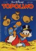 Topolino nr. 1594- 15 giugno  1986