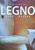 Architettura del Legno - wood - madera
