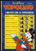 Topolino nr. 1589- 11 maggio  1986