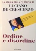 ORDINE E DISORDINE