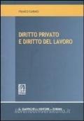 Diritto privato e diritto del lavoro