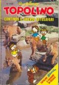 Topolino nr. 1601-  3 agosto  1986