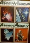 Rivista di Isaac Asimov. Avventure Spaziali e Fantasy. VOLL. 1-4