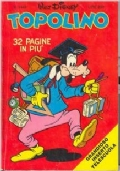 Topolino nr. 1611-  12 ottobre  1986