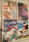 4 romanzi DELLY