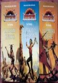 Dark Sun - lotto 3 libri fantasy La legione di fuoco L'oracolo di ossidiana La tempesta celeste