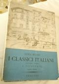 I CLASSICI ITALIANI VOL. III PARTE PRIMA: L'OTTOCENTO