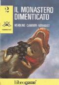 IL MONASTERO DIMENTICATO (Libro game - Samurai n. 2)