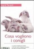 Cosa vogliono i conigli